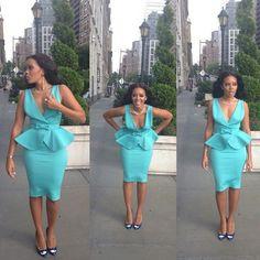 @angelasimmons #IAmAngela. I so love this dress.