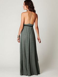 backless maxi dress my-style New Dress, Dress Up, Backless Maxi Dresses, Long Romper, Couture, Material Girls, Dress To Impress, Dress Outfits, Style Me