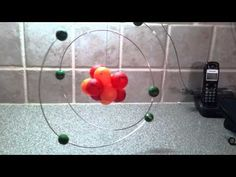 How to Make a Model of the Neon Atom #1: f e259ad82e1a4432f1e8e8fc660 neon atom atom project
