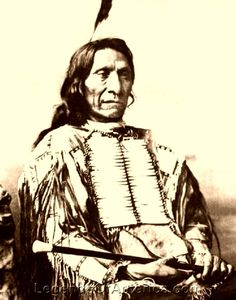 Red Cloud, Oglala Sioux
