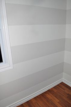 wall stripes how to