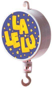Sigikid 40032 Lalelu – Caja de música para bebé