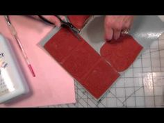 stamp mounting tips/instructions Card Making Tips, Card Making Tutorials, Card Making Techniques, The Frugal Crafter, Stamping Tools, Stampin Up Cards, Diy Tutorial, Cardmaking, Crafting Tools