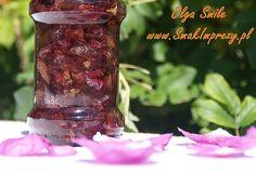 Konfitura z płatków dzikiej róży - przepis | Kulinarne przepisy Olgi Smile