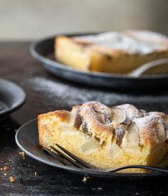 Peer frangipane taart Cake Recept, Pie Cake, Cookie Bars, Pear, Sweet Tooth, Shortbread, Sweet Treats, Food And Drink, Deserts