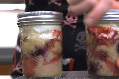 How To Bake Cakes In A Jar