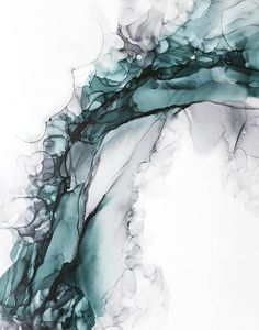 This listing is for a fine art print of an original abstract alcohol ink painting. Each print is made with archival inks on acid-free lustre finished paper, ensuring both beauty and longevity. Please note that while I make every effort at ensuring that my prints accurately reflect my