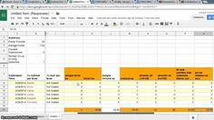 Calificar automáticamente una prueba en Google Drive con el script Flubaroo