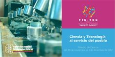 CIDA presente en el Poliedro de Caracas en la FIC-TEC 2017
