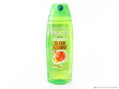 Garnier Fructis Sleek & Shine Shampoo Review   The Christina Truong Network