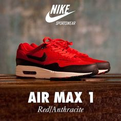 The Air Max One goes premium this winter. Available now from selected stores #nike #airmax1 #am1