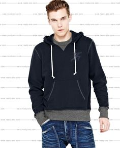 http://www.ready-one.com/men-fashionable-black-hoodie-with-contrast-stitches-rib.html