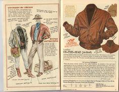 Banana Republic Holiday 1985, Gift Types, On The Road Jacket