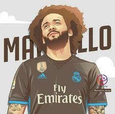 Neymar, Cristiano Ronaldo Juventus, Messi And Ronaldo, Best Football Players, Football And Basketball, Soccer Players, Real Madrid Football Club, Real Madrid Players, Marcelo Real