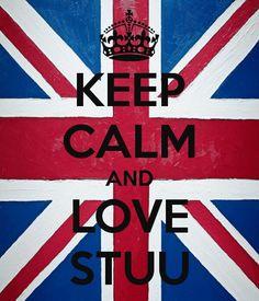 KEEP CALM      And LOVE STUU
