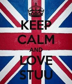 KEEP CALM      And LOVE STUU