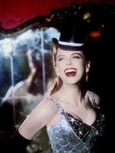 Nicole Kidman as Satine.