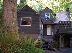 Cabin vacation rental in Mount Hood