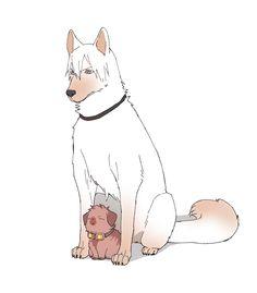 Kekkai Sensen: Zapp and Leo