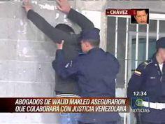 Abogados de Walid Makled afirmaron que colaborará con justicia venezolana #Video