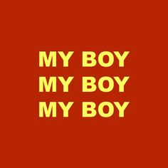 Billie eilish - my boy love me like, love her, i love you, Aesthetic Header, Wallpaper Aesthetic, Aesthetic Videos, Red Aesthetic, Ft Tumblr, Tumblr Quotes, Lyric Quotes, Background Yellow, White Background Quotes
