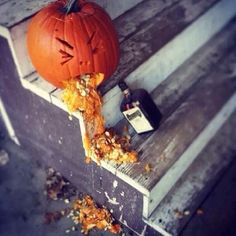 Best.pumpkin.ever. (Stolen from @_never_stop_loving)