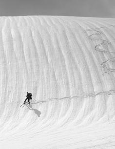 "WINTER WALKING ""Cross Country Skiing"""