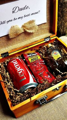 7 Gift Sets To Pop The Question: Will You Be My Groomsmen? -Beau-coup Blog