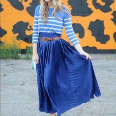 American apparel pleated skirt American apparel pleated skirt American Apparel Skirts