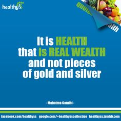 "SHARE if You CARE ! ""It is HEALTH that is REAL WEALTH, and not pieces of gold and silver"" - Mahatma Gandhi    SHARE if You CARE Stay Healthy !       (adsbygoogle = window./> <meta property="