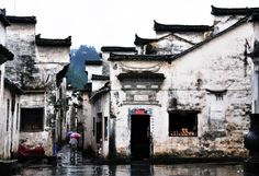 Ancient Huizhou architecture