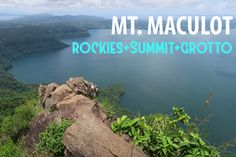 One of the mountains in the province of Batangas with the best views. See Taal Lake up close and check out the awesome rock formations.