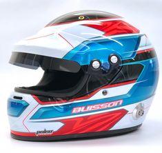"""Mi piace"": 345, commenti: 9 - Austin Polen (@polendesigns) su Instagram: ""Gerard Buisson's new Arai GP5W #polendesigns #helmetart #helmetdesign #bmw #motorsport #nascar…"""