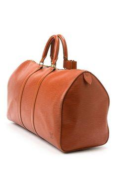 #styles Vintage Louis Vuitton Leather Duffle...