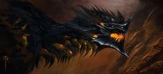 ArtStation - Dragon, Mauro Alocci
