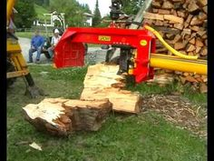 Tractor Attachments, Science And Technology, Firewood, Projects To Try, Tools, Make It Yourself, Youtube, Tools And Equipment, Tractors