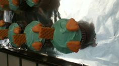Perry cupcakes
