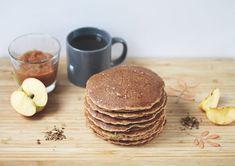 Fall brunch - Les pancakes pomme cannelle sans gluten - Miss Blemish - Blog Lifestyle Inspirant & Souriant