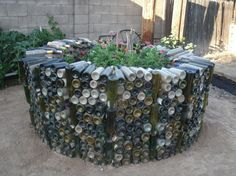 Keyhole Garden 11