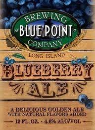 Blue Point Bleberry: Pretty good