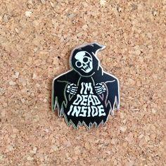 Rat-Pins — DEAD INSIDE