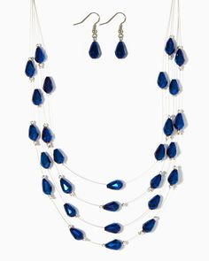Harmony Illusion Necklace Set | Necklaces | Charming Charlie