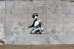 Banksy - Detroit