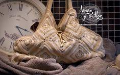 granny square crochet bag free pattern patrón gratis
