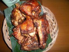 Ayam goreng bu hari