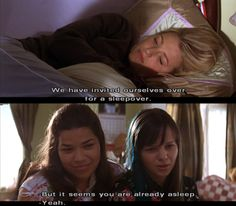 Sisterhood of the Traveling Pants is kind of like my life is with my friends. This movie is very important to me because it reminds me everyday how lucky I am to have friends like this.
