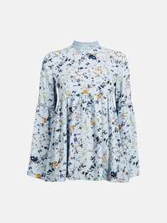 Nette blouse   7177128   Multi   BikBok   Sverige