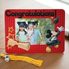 Mickey's Graduation Photo Frame