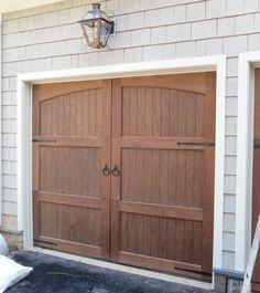 Wood Garage Doors By Amarr. Large Selection Of Wood Carriage House Garage  Doors At Home Builder Discount Prices.