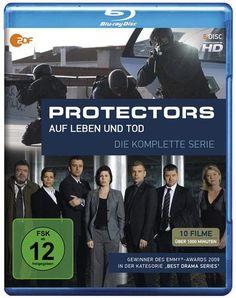Protectors - Auf Leben und Tod - Die komplette Serie